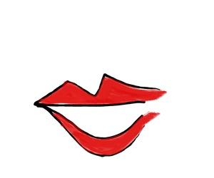 colour, lips, and lipstick image