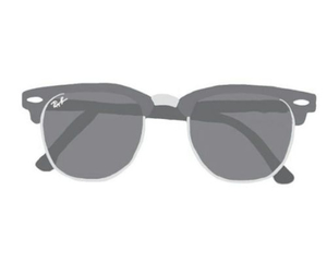 overlay, transparent, and sunglasses image