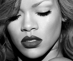 rihanna, loud, and red image