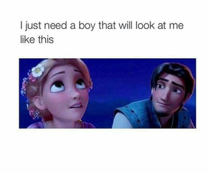 quote, disney, and rapunzel image