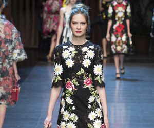 Dolce & Gabbana, fashion, and anna cholewa image