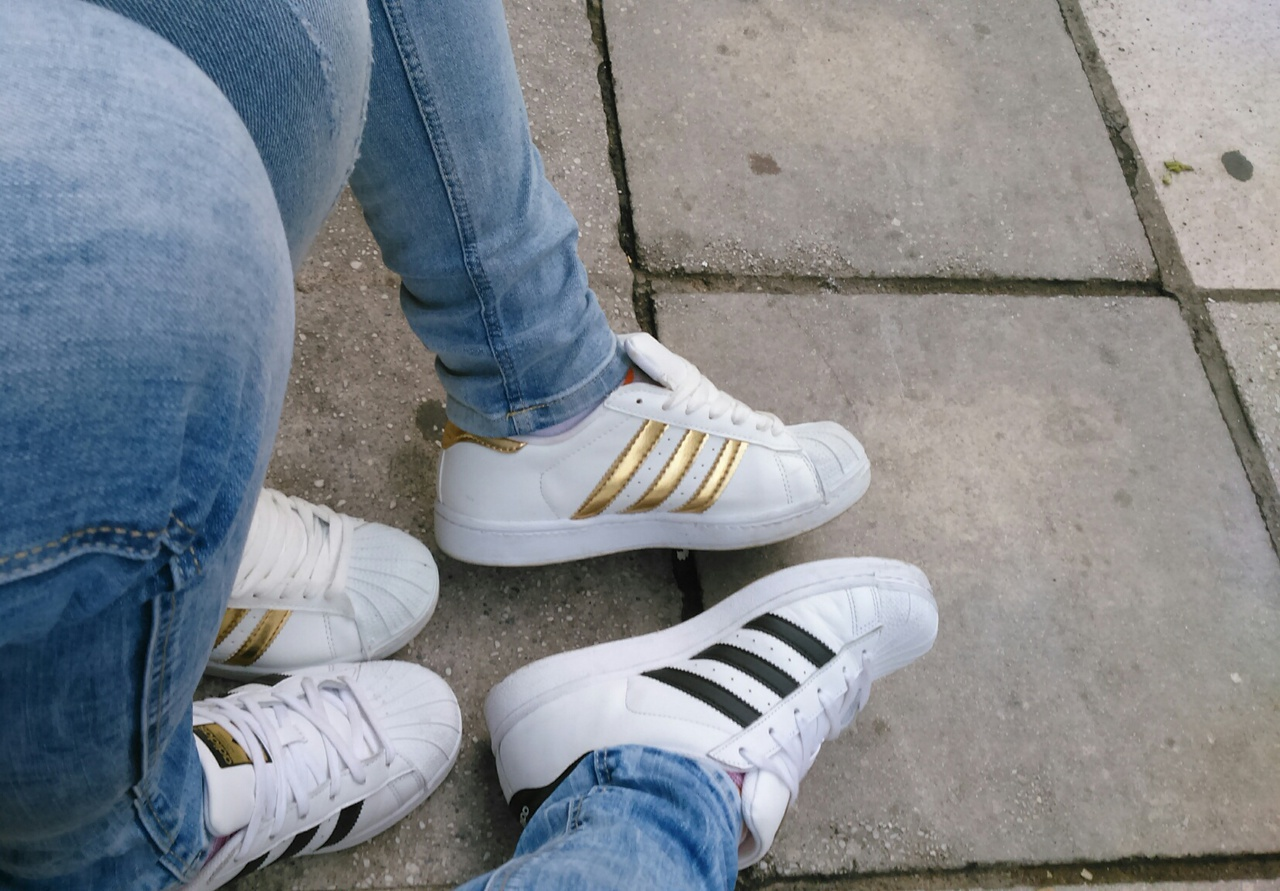 c3810be1d adidas  superstar  gold  black discovered by Nt.e.n.iz