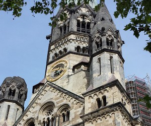 berlin and church image