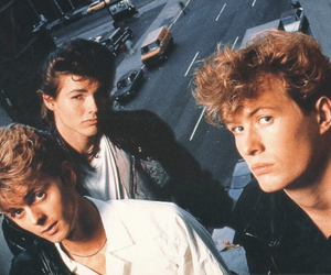 a-ha, Morten Harket, and a ha image