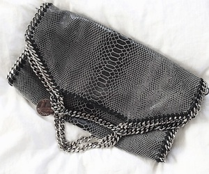 bag, style, and grey image