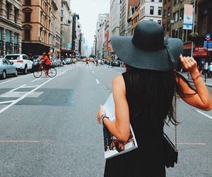 fashion, city, and travel image