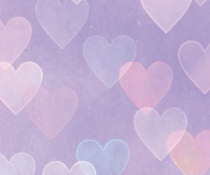 heart, wallpaper, and kawaii image