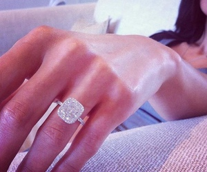 beauty, hand, and classy image