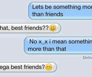 friends, funny, and text image