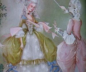 books, cinderella, and dolls image