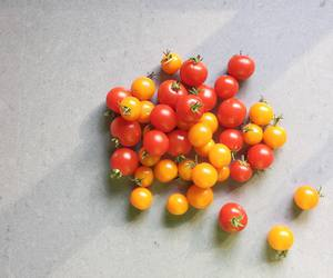 red, tomato, and food image