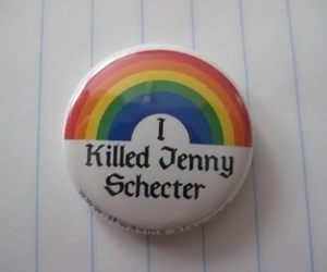 the l word, jenny schecter, and lesbian image