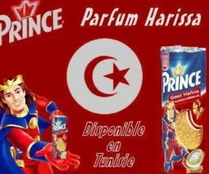 prince, mdr, and harissa image