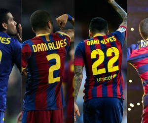 Barca, fc barcelona, and dani alves image