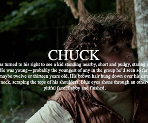 chuck, the maze runner, and blake cooper image