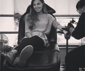marzia bisognin, gorgeous, and tattoo image