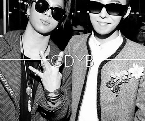 taeyang and g dragon image