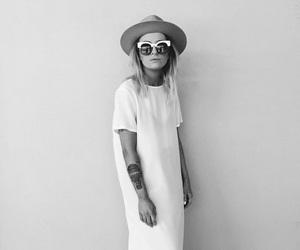 fashion, tattoo, and style image