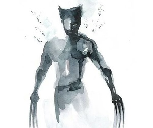 wolverine, Marvel, and art image