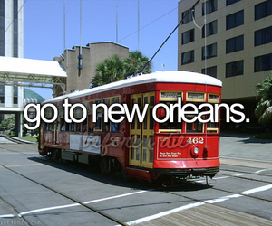 new orleans, bucket list, and before i die image