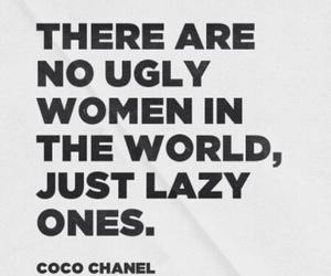 quotes, woman, and chanel image