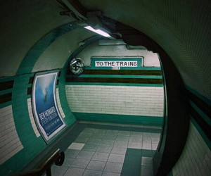 underground and train image