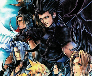 final fantasy, cloud, and games image