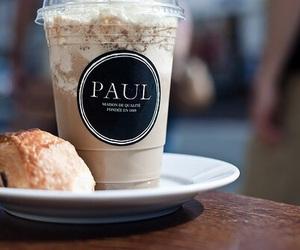 coffee, food, and paul image