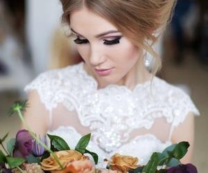 beautiful, bouquet, and elegant image