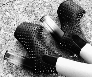 high heels and jeffrey campbell image
