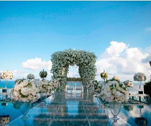 bali, place, and wedding image