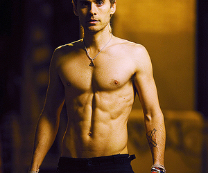 jared leto, 30 seconds to mars, and sexy image