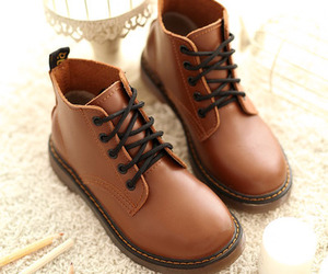 brown shoes, classy, and fashion image