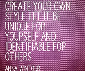 text, Anna Wintour, and fashion image