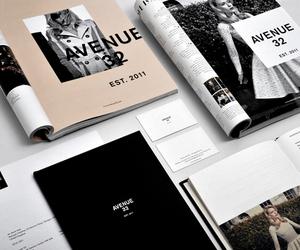 magazine, fashion, and avenue image