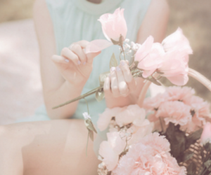 flowers, fashion, and cute image