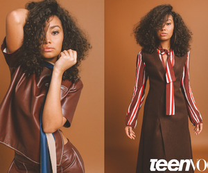 little mix, leigh-anne pinnock, and Teen Vogue image