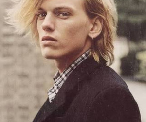Jamie Campbell Bower, jamie, and actor image
