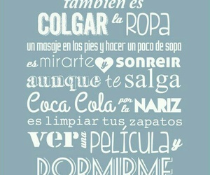 coca cola, ​amor, and frases image