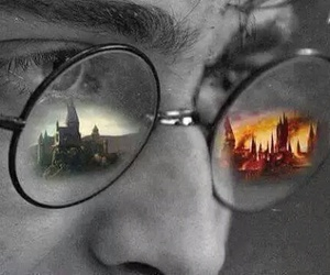 harry potter, october, and love image
