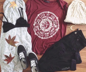 fall and vans image