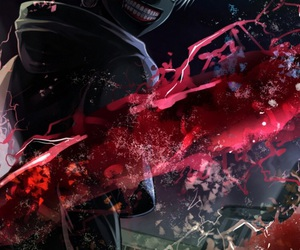 anime, Tg, and tokyoghoul image