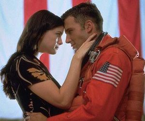 armageddon, Ben Affleck, and couple image
