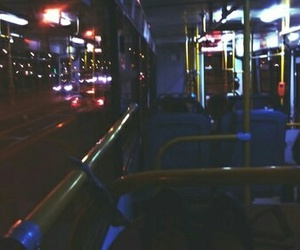 grunge, bus, and hipster image