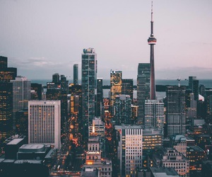 canada, city, and place image