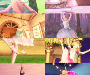 ballet, barbie, and nutcracker image
