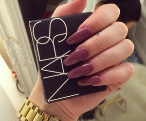 nails, nars, and michaelkors image