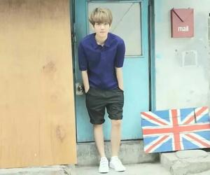 exo and baek hyun image