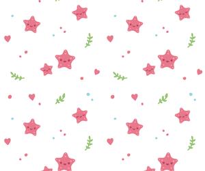 background, kawaii, and pattern image