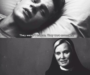 american horror story, monster, and ahs image